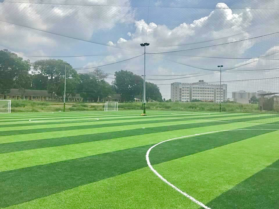 Sân bóng đá mini nhân tạo